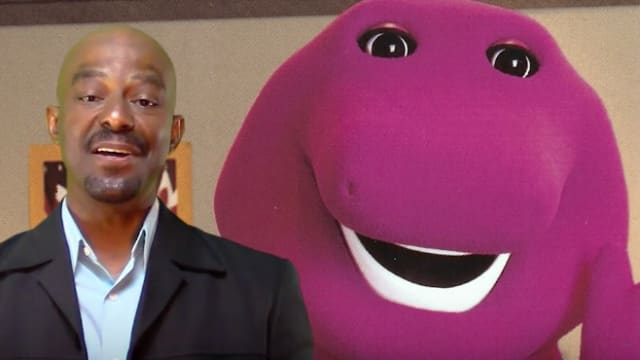 For more than a decade, David Joyner inhabited a 70 pound dinosaur suit and brought to life one of the most beloved children's television characters of all time. Here are 17 fascinating, shocking, and sometimes downright confusing statements he gave in a recent interview about his time as Barney.