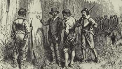 The lost town of Roanoke is a mystery that almost seems like it doesn't want to be solved.