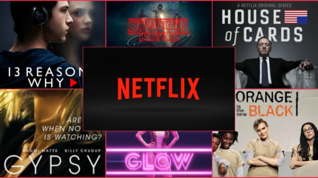 Which Netflix Original Are You Currently Binging? Let Us Know In The Poll!