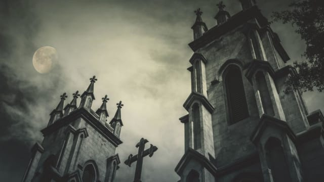 The spirits at these haunted churches will have you praying for help.