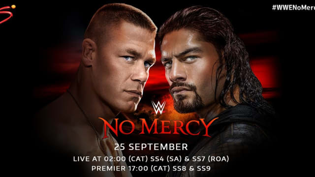 We are dying to know your predictions at WWE No Mercy.
