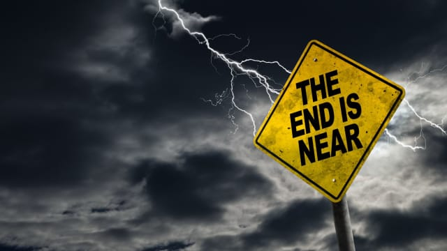 New theory claims the end of the world will start to happen within weeks.