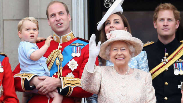 The royal family has a Queen, Dukes, Princes, and more in it. Here's a breakdown of all of the titles.