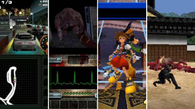 Nintendo's first console in the DS family might have been a little under-powered in terms of producing visually stunning 3D titles, but that didn't stop developers from pulling off some really impressive looking games.
