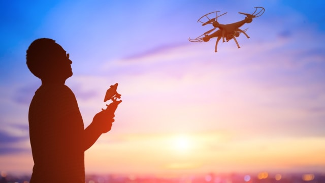 A drone could soon be delivering your medication.