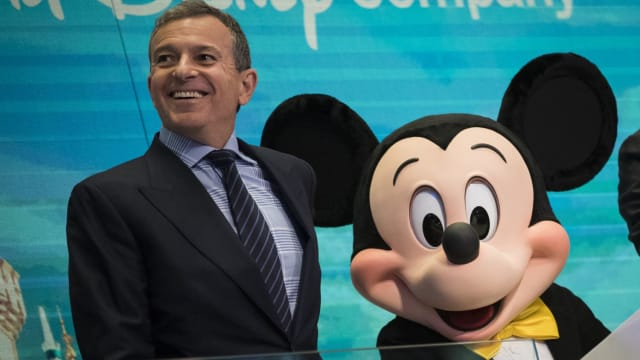 Mickey Mouse is one powerful kingpin.