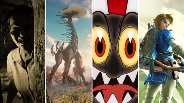 We've collected the ballots and after a few recounts and heated arguments, our 'Best Games of 2017' list is finally here!
