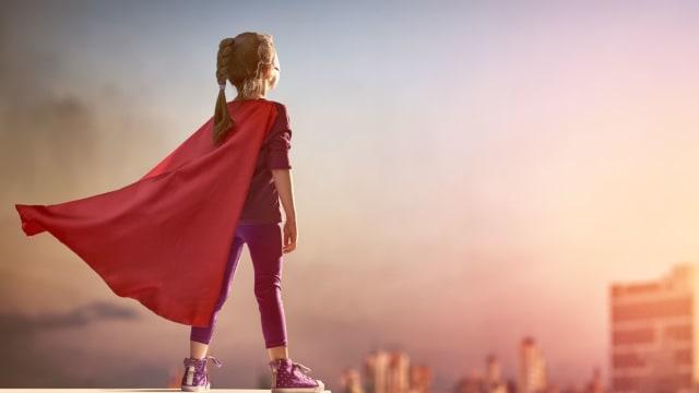 It's time ladies get shot at saving the world.