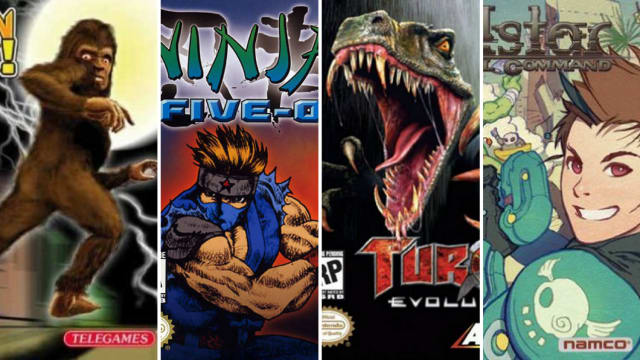 The GBA had all sorts of games grace store shelves over its long life, but some are more interesting than others for one reason or another. This list looks to highlight a few of these games that will leave you wanting to find out more for yourself about how they came to be. So without further ado, here are five interesting GBA titles.