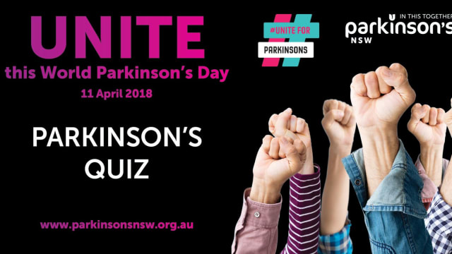 Three Australians under 40 are diagnosed with Parkinson's every single day