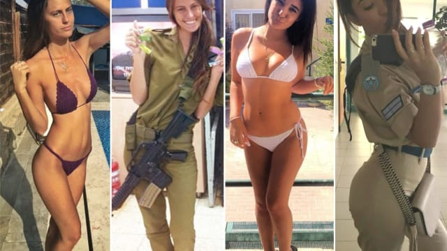 Vote on which IDF girl you think is hot or not!