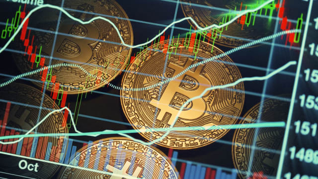 Bitcoin could be the next Dot-com bubble about to burst.