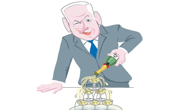 How much have you been paying attention to Benjamin Netanyahu's protestations of innocence with the Israeli police circling around him? Find out here