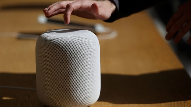 Get ready to take Siri home.