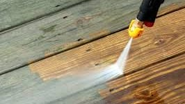 Best Deck Staining Services in Lansing.