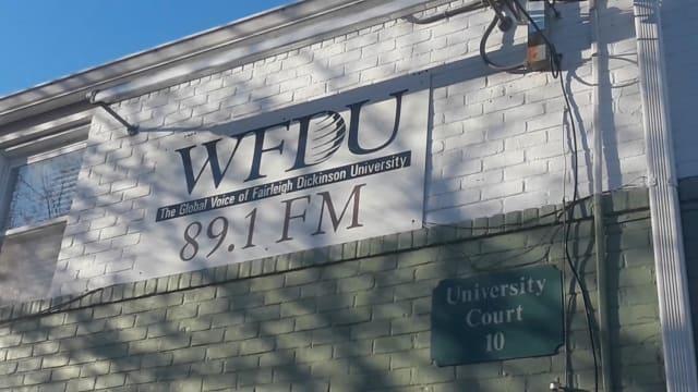 An inside look into FDU's radio station