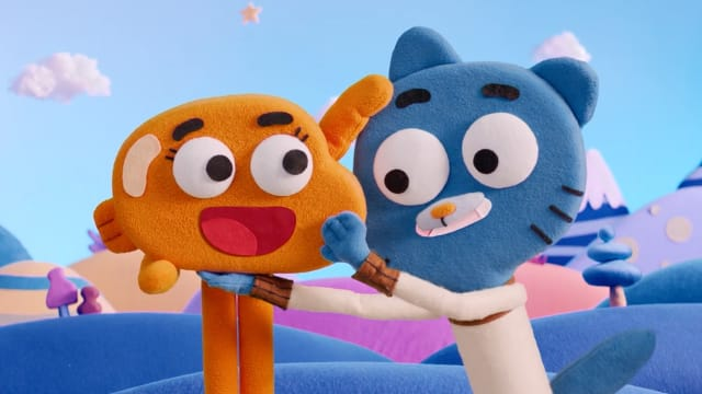 Now that you've enjoyed The Amazing World of Gumball's episode 'The Puppets', vote for your favourite scene!