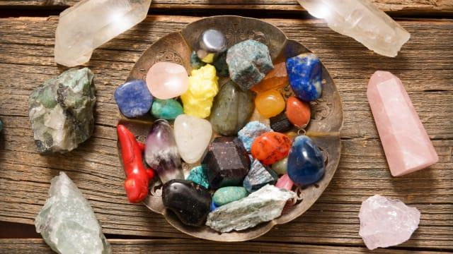 Each stone has a purpose...