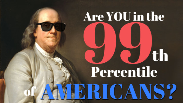 99% of U.S. citizens can't answer 8 out of 10 of these questions correctly. Will you be in the top 1 percentile?