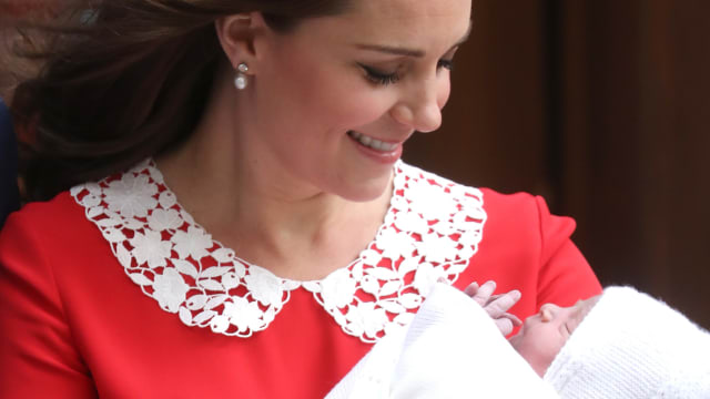 Are you more of a George, Charlotte or Louis? Time to find out. 👶