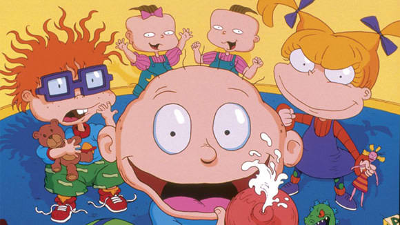 Rugrats is coming back, y'all!