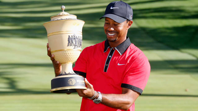 Will Tiger Woods end his five-year drought without a win on the PGA Tour? Not on this evidence...