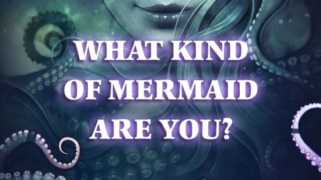 Are you fated to be a princess of the sea? Or are you the villainess?