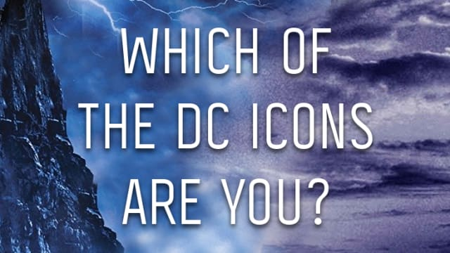 Wonder Woman? Catwoman? See which Icon you are!