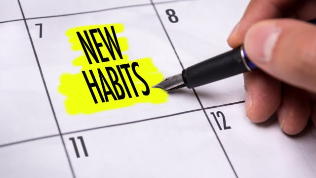 One of the hardest things to do is to create a new habit. So here are 5 sure-fire ways to get yourself out of your own way and start that habit that's been bugging you!