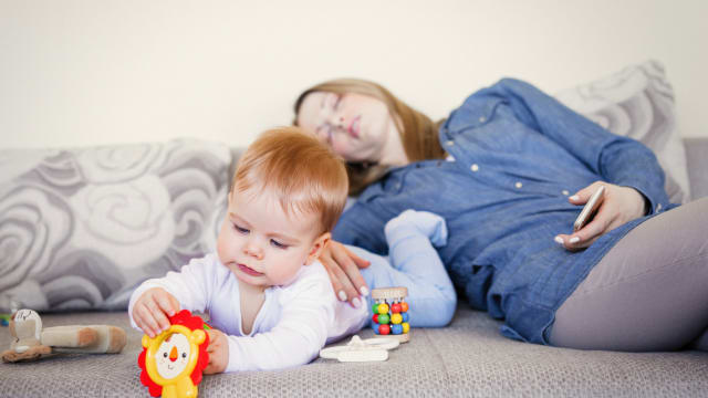 New moms can feel socially pressured to cherish every moment. This can easily lead to added exhaustion and being overwhelmed. Some moments you may not want to cherish and the ones that do have a way of jumping out at you on this new journey of motherhood.