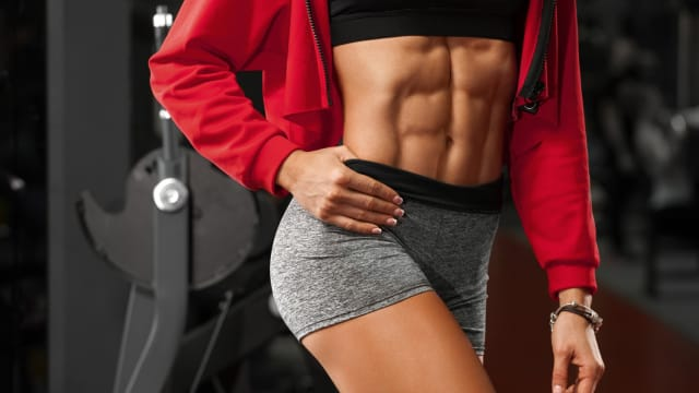 Getting six-pack abs is tough work, but it can be done with commitment. If you want to get six-pack abs and really feel good about your physique, then be prepared to sweat and put down the mug of beer and bag of chips. Ready, set, go!