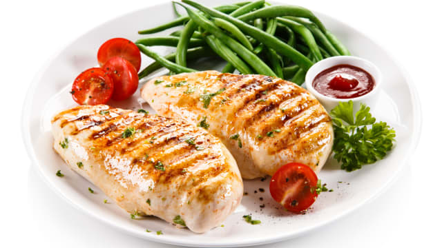 Chicken is a staple of many people's diets and it pays to know how to cook it. Here's a quick and easy way to cook a boneless chicken breast with no fuss. Let's get cooking!
