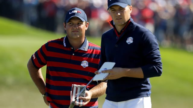 Who will finish Team USA's top scorer at the 42nd Ryder Cup? Vote for your favourite!