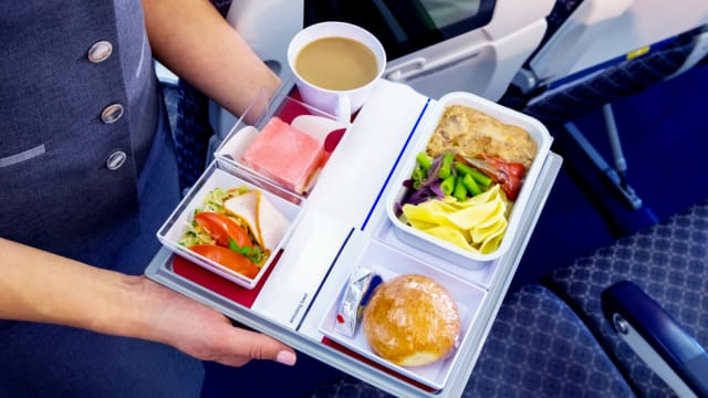"""If you ask most people if they enjoy airline food, they'll probably make a face and say """"no."""" The airlines might not be entirely to blame for the bland food they're serving. According to science, altitude has a lot more to do with how we perceive taste and maybe airline food isn't really so bad."""