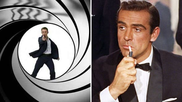 James Bond is a fish - and we have proof.