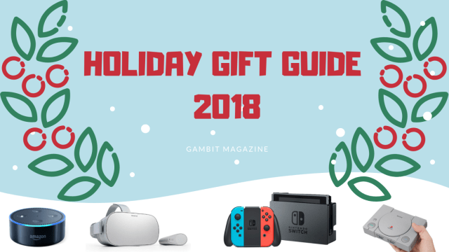 We've scoured the internet for the best and most interesting gifts you'll want this holiday season