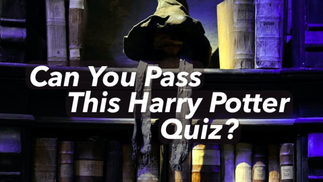 Can you beat the best of Hogwarts at the tough Harry Potter Quiz? Let's hope you're a Ravenclaw!
