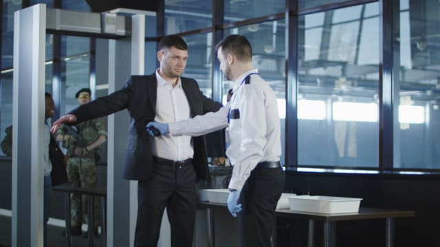 The airport security line is a hassle, but necessary for keeping airports safe. Here's what you should know about the airport TSA security line.