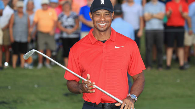 Ahead of Tiger Woods making his final appearance of 2018 at the Hero World Challenge, test your knowledge of his comeback year in our quick-fire quiz…