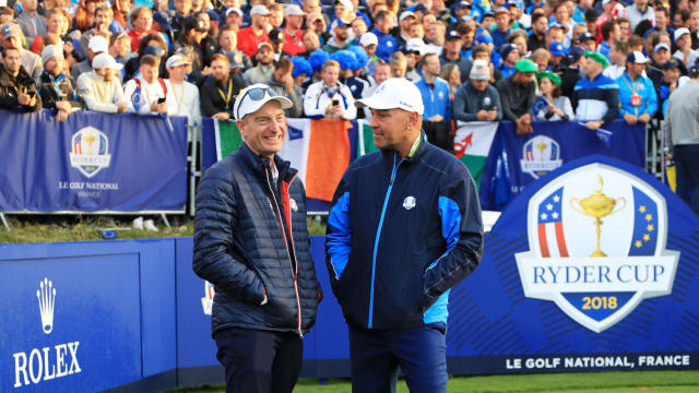 How much do you remember from Europe's Ryder Cup victory at Le Golf National? Put your knowledge to the test in our quickfire quiz...