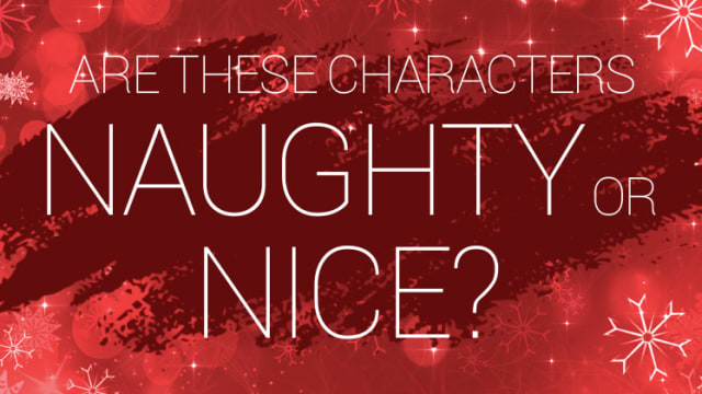 We love morally questionable characters—a lot. In fact, we might be a little bit biased because we like them too much. So we're turning to you, readers, to let us know what you think of some of them.