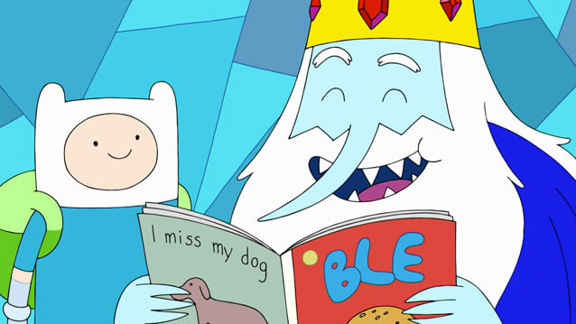 Adventure Time's Ultimate Adventure is coming and it's time to choose the funniest episode from the Top 5 below!