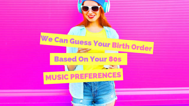 What do your 80s preferences say about you?