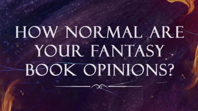 How normal are your opinions? Do you like the same books as the rest of the YA crowd? Rate all the books below and see how you stack up!