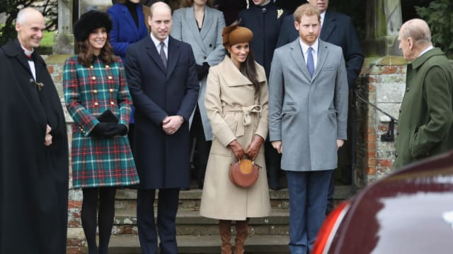 Royals live a very different life than the rest of us. There are certain things that they just aren't supposed to do. For example, they won't be taking any selfies with you.