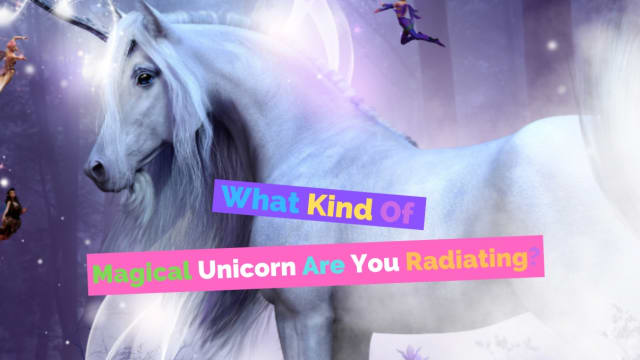 We all have a unicorn inside of us but what is your unicorn vibrations?