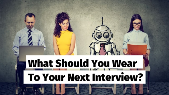You have a big interview coming up, but have no idea what to wear! Never fear...our quiz is here to help you decide.