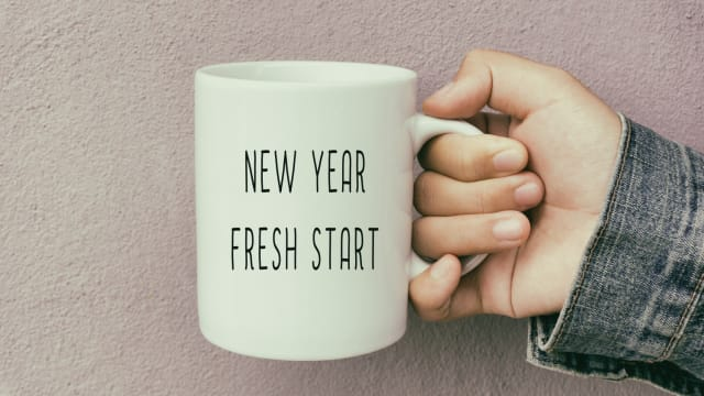 It's time to stop the cycle of broken resolutions this year. Let's learn some key strategies to making that new habit stick!