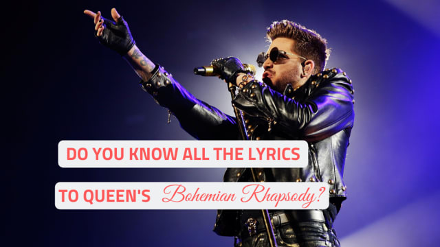 I'm just a poor boy, nobody loves me. What comes next? Test your Queen knowledge with this Bohemian Rhapsody quiz!