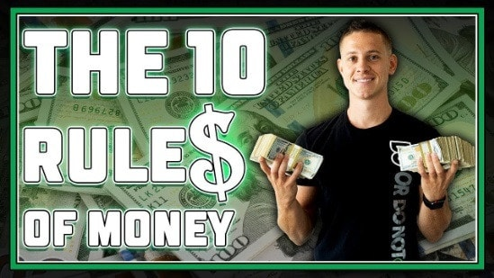 Do you understand the rules of money? This video will show you the Top 10 rules of money that only the rich know!